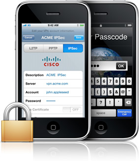 Access-iPhone-VPN