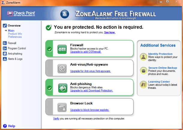 Top-5-free-Firewall-Tools