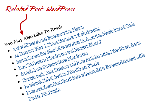 How to Display Related Posts in WordPress witnout Plugin