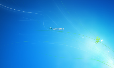How to Change the Welcome Text Message at Log On in Windows 7