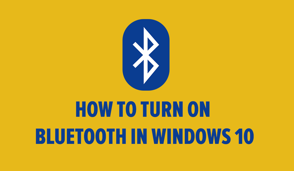 turn-on-bluetooth