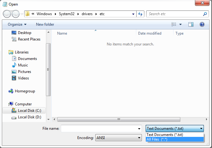 How-To-Locate-Edit-Hosts-File-In-Windows-7