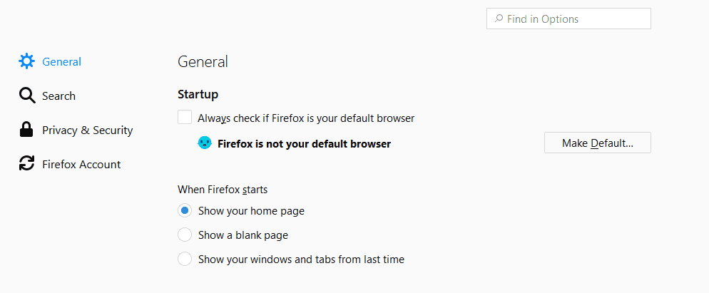 How-to-Make-mozilla-firefox-Your-Default-Browser