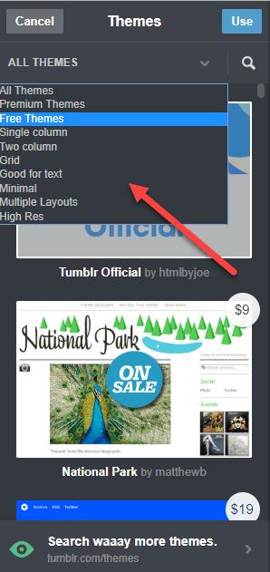 How To Install Cute Tumblr Themes