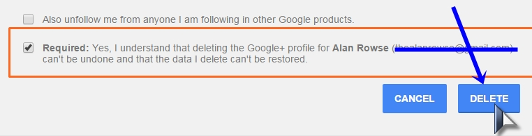 checkbox-to-delete-Googleplus-account