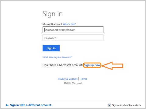 create-a-microsoft-account