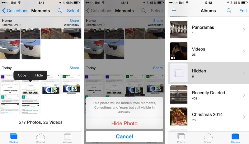 How-to-Hide-Photos-on-iPhone