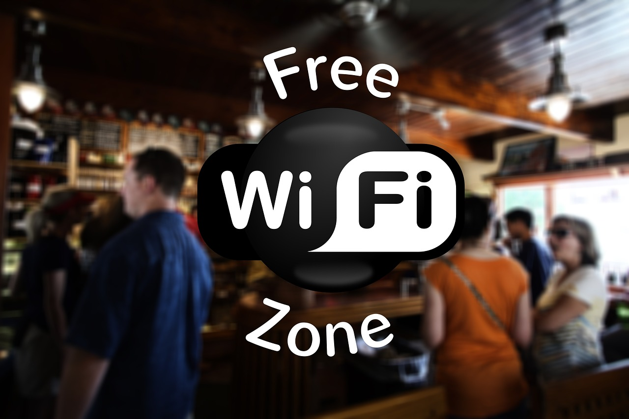 how to get free WiFi