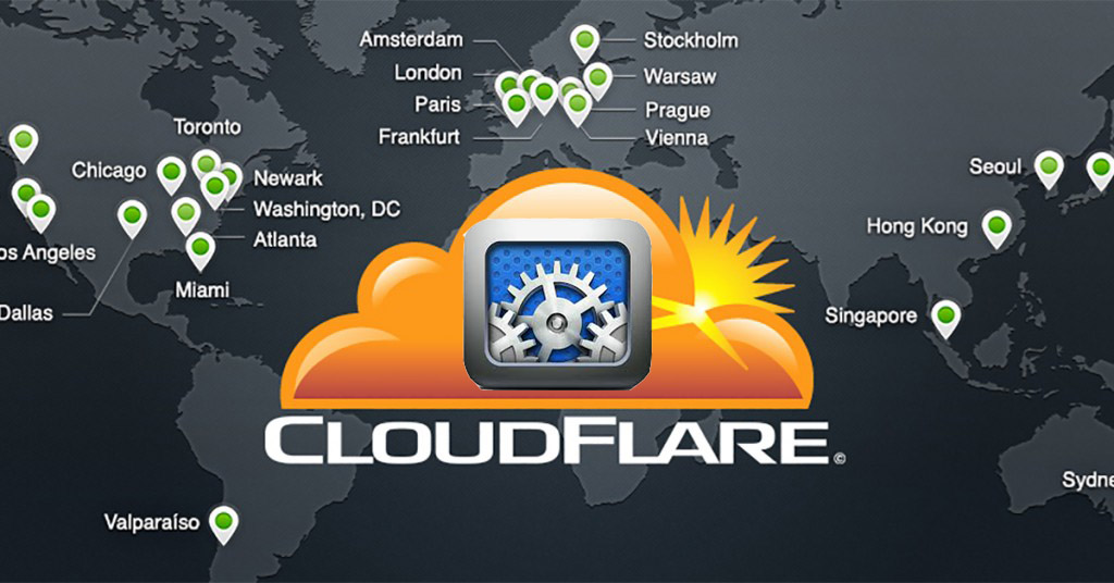 Add/Remove CloudFlare?
