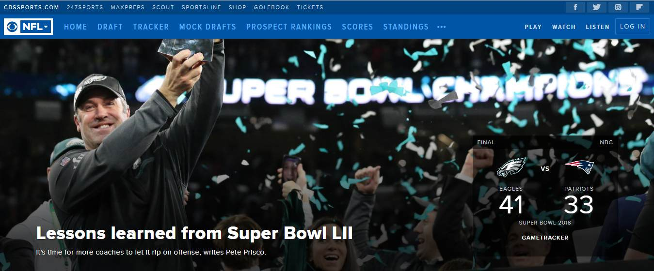 How To Watch Superbowl Online