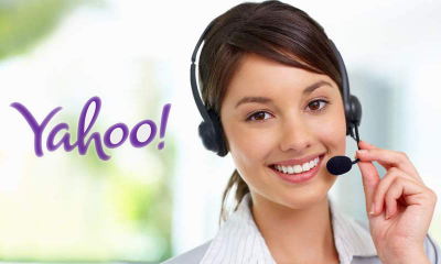 how to contact yahoo