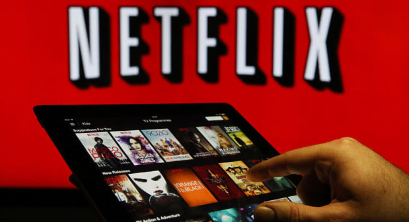 How to clear Netflix history