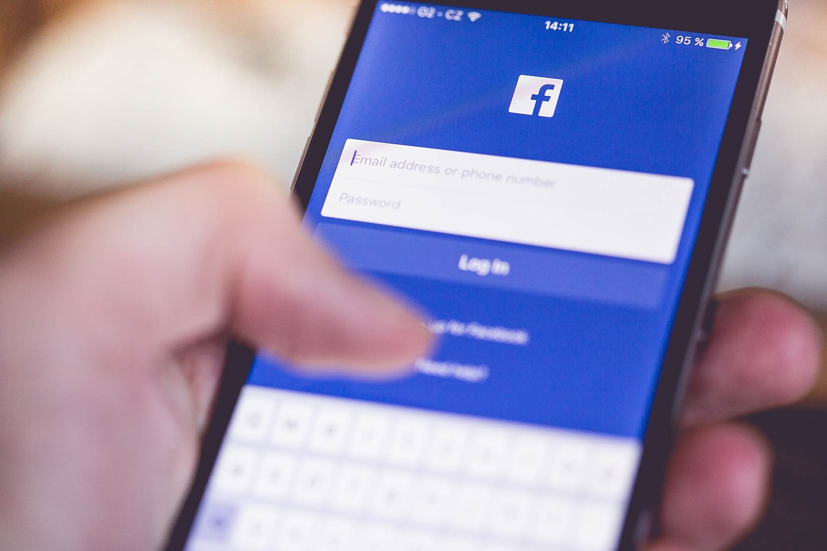How to Solve Facebook Login Problems