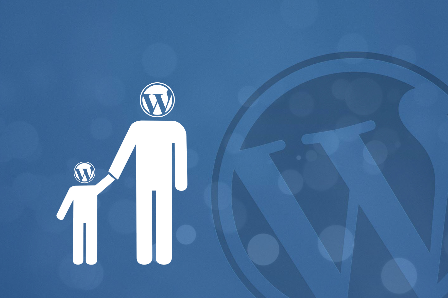 How to use a child theme in wordpress