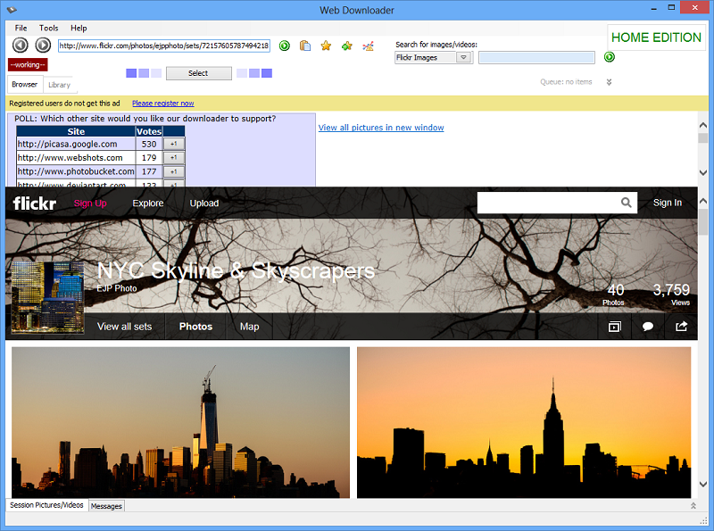 How-to-download-images-from-Flickr