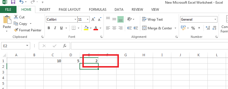 How-to-divide-in-excel