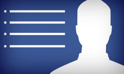 How to list Facebook friends in specific lists
