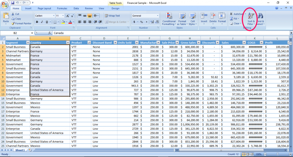 How-to-alphabetize-in-excel