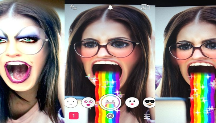 how-to-do-the-effects-on-snapchat