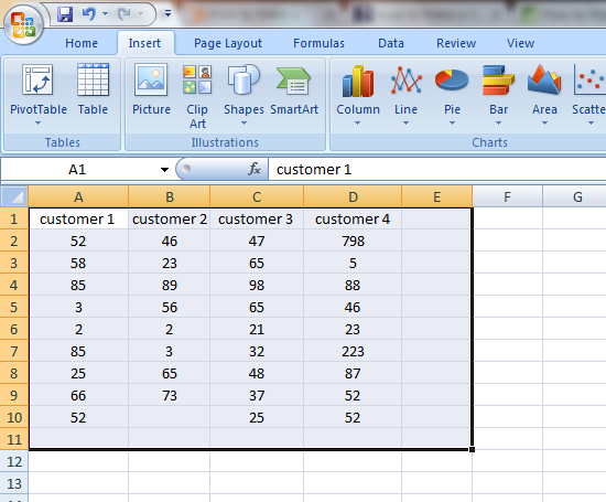 How-to-make-a-bar-graph-in-excel