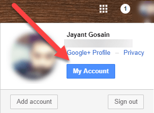 Adding an Alternate Login Email Address in Gmail