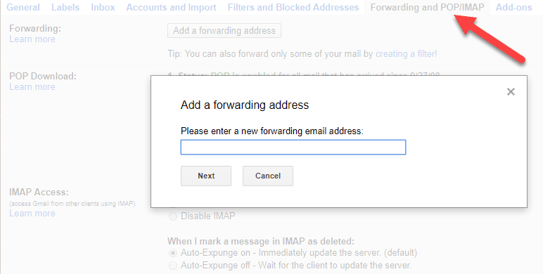 Changing Display Name in Gmail