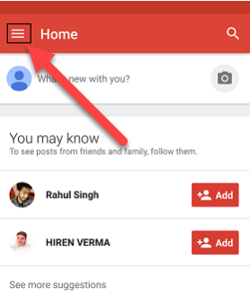 Changing Gmail Profile Picture on Android Phone