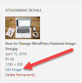 How to Change WordPress Featured Image Size