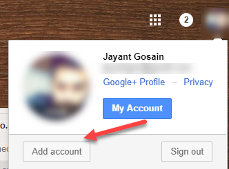 How to Switch Fast Between Multiple Gmail Accounts