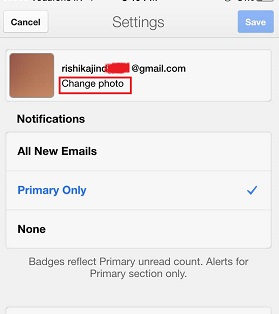 How to Change Your Gmail Account Photo
