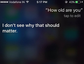 things to ask Siri
