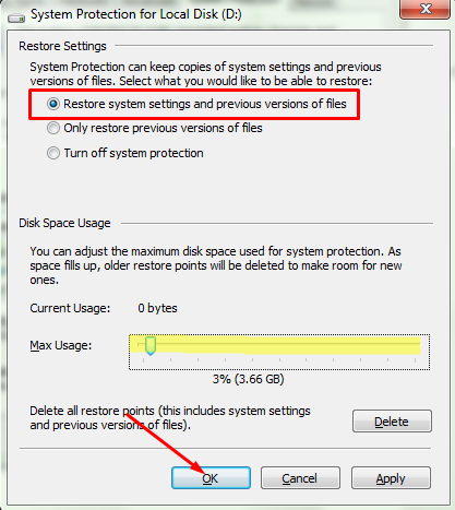 How To Do System Restore