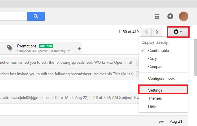 How to Set your Profile Picture in Gmail