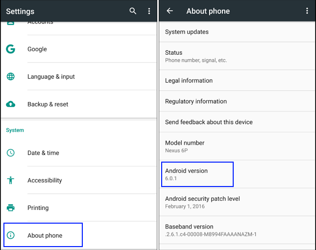 How to Manage Running Apps in Android 6.0