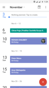 How to Use Google Calendar App on Your Android Device?