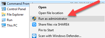 How to Enable Built-in Administrator Account on Windows